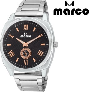 Marco chronograph mr-gr 2003-brkgld-ch Analog Watch  - For Men