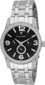 Swiss Grand SG1013 Grand Analog Watch  - For Men