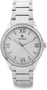 Titan 9955SM01 Analog Watch  - For Women
