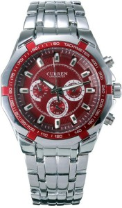 Curren 8084R Analog Watch  - For Men