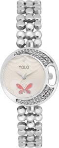 YOLO YLC-076 SF Analog Watch  - For Girls