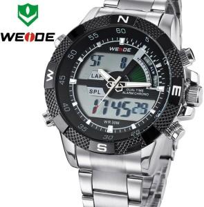 Weide 1104 Analog-Digital Watch  - For Men