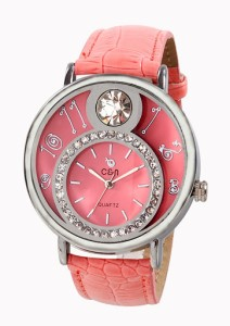 Chappin & Nellson CN-10-L-Pink Analog Watch  - For Women