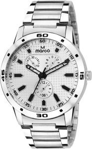 Marco ELITE CLASS MR-GR4001-WHITE-CH Analog Watch  - For Men
