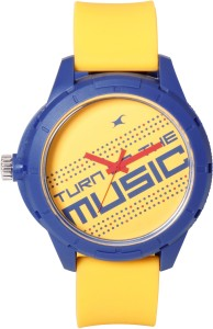 Fastrack 38019PP08J Analog Watch  - For Boys & Girls