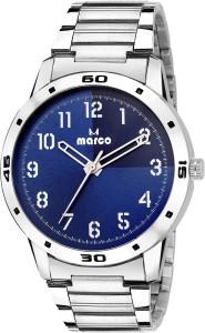 Marco ELITE CLASS MR-GR4002-BLUE-CH Analog Watch  - For Men