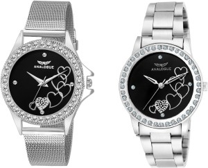 Analogue ANLG-994nd307 COMBO OF 2 WESTERN EXPERIENCE Analog Watch  - For Girls