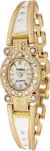 Torek Trendy Design Analog Watch  - For Girls