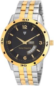 Swiss Grand SG-1061 Grand Analog Watch  - For Men