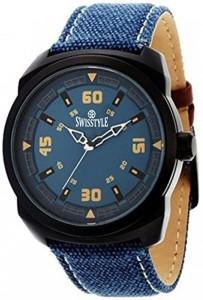 Swisstyle SS-GR822-BLU-BLU Analog Watch  - For Men