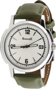 The smokiee T.S.G-0011 Fire Green-01 Analog-Digital Watch  - For Men