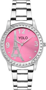 YOLO YLS-082 Analog Watch  - For Girls