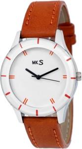 MKS Fastech Series Brown - Girls-1 Analog Watch  - For Girls