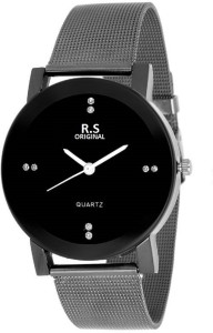 R S Original RSX18-CLOUDY GREY Analog Watch  - For Girls