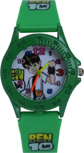 Creator Ben-10(Dial Design/model vary-Random Design available) Stylish Watch For Kids Analog Watch  - For Boys & Girls