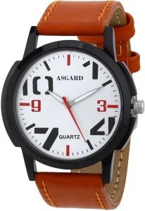 Asgard TN-BK-02 Analog Watch  - For Men & Women