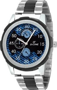 Dezine DZ-GR057-Blu-CH Analog Watch  - For Men