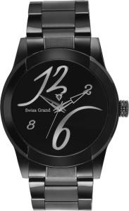 Swiss Grand Sg-0213_black Grand Analog Watch  - For Men