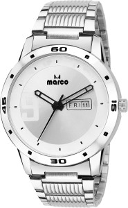 Marco DAY N DATE MR-GR3007-WHITE-CH ELITE CLASS Analog Watch  - For Men