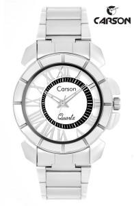 Carson CR-1000 marvelous Analog-Digital Watch  - For Men