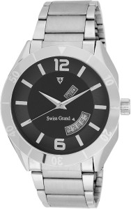 Swiss Grand SG-1059 Grand Analog Watch  - For Men