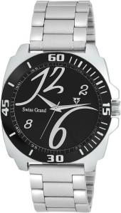Swiss Grand SG-1057 Grand Analog Watch  - For Men
