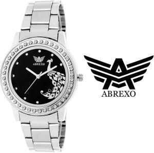 Abrexo Abx-4009-BK Urban collection Analog Watch  - For Women