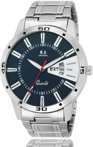 R S Original RSO-1156 DAY AND DATE Analog Watch  - For Men