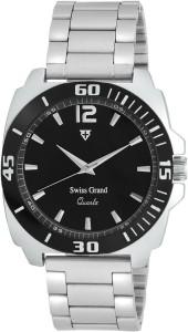 Swiss Grand SG-1056 Grand Analog Watch  - For Men