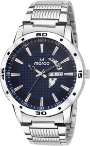 Marco DAY N DATE MR-GR3004-BLUE-CH ELITE CLASS Analog Watch  - For Men
