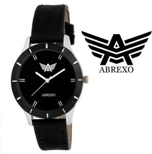 Abrexo Abx-8004-BK Modish Analog Watch  - For Women