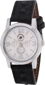 Pittsburgh Polo Club PBPC-547-WHT Analog Watch  - For Men