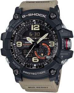 Casio G661 G-Shock Analog-Digital Watch  - For Men