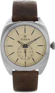 Titan 90028SL01J Analog Watch  - For Men