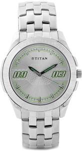 Titan NF1587SM01 Octane Analog Watch  - For Men