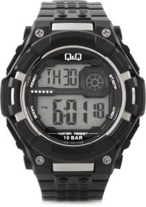 Q&Q M125J001Y Digital Watch  - For Men