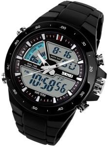 Skmei S 1016 Multi Function Sport Analog-Digital Watch  - For Men