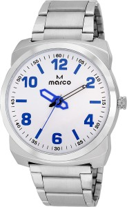 MARCO ELEGANT MR-GR 142 BLUE-CH Analog Watch  - For Men
