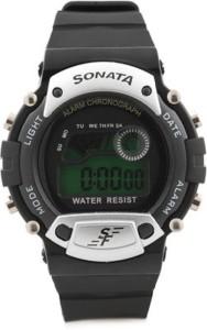 Sonata Sonata Super Fiber Super Fiber Digital Watch  - For Men