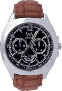 WM WMAL/038/Bab Analog Watch  - For Men