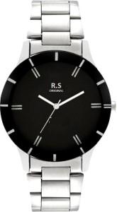 R S Original ORG10045_SILVER Analog Watch  - For Girls