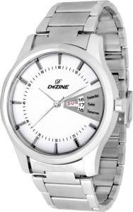 Dezine DZ-GR251-WHT-CH Vox Analog Watch  - For Men