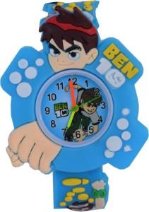 Creator Ben-10 Designer Analog Watch  - For Boys & Girls