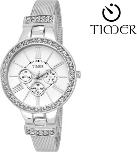Timer Timer-Classique-7053 Analog Watch  - For Girls
