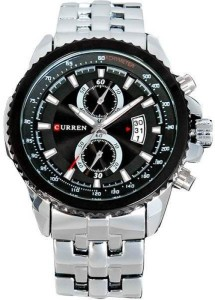 Curren CUR 03 Cool Casuals Watch    For Men