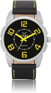 Volga VLW050025 Sports Leather belt With Designer Stylish Branded Fancy box Analog Watch  - For Men