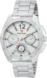 Swiss Grand SG-1068 Grand Analog Watch  - For Men