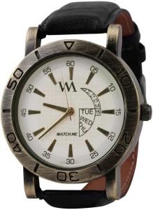 WM WMAL-081-Whiteva Analog Watch  - For Men