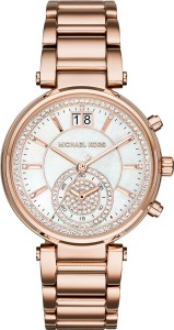 38446181f17f Michael Kors MK6282 Sawyer Analog Watch For Women Best Price in ...