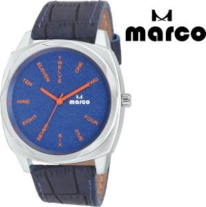 Marco elite mr-gr 2005-blu-blu Analog Watch  - For Men
